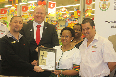 Journey to Service Excellence a Success in Upington