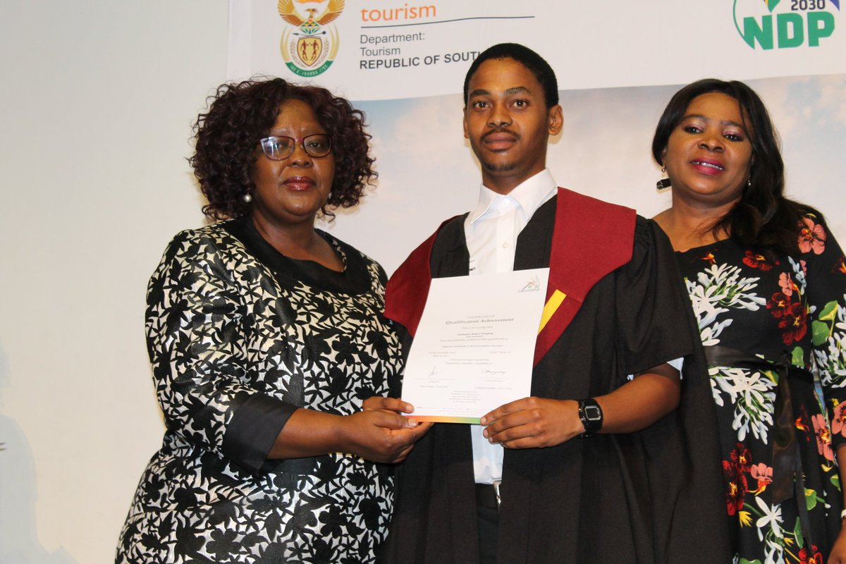 117 Northern Cape learners graduate from Hospitality Youth Training Programme