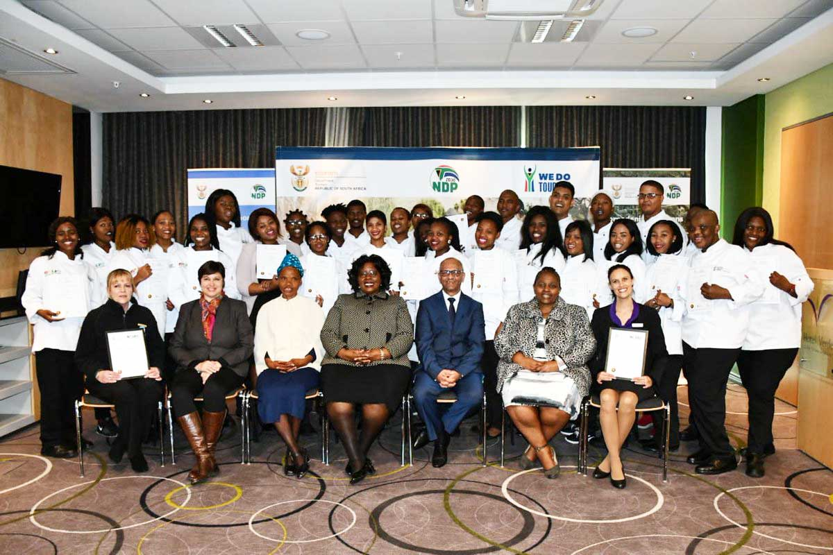 Western Cape youth graduate from National Food Safety and Quality Assurers Training Programme
