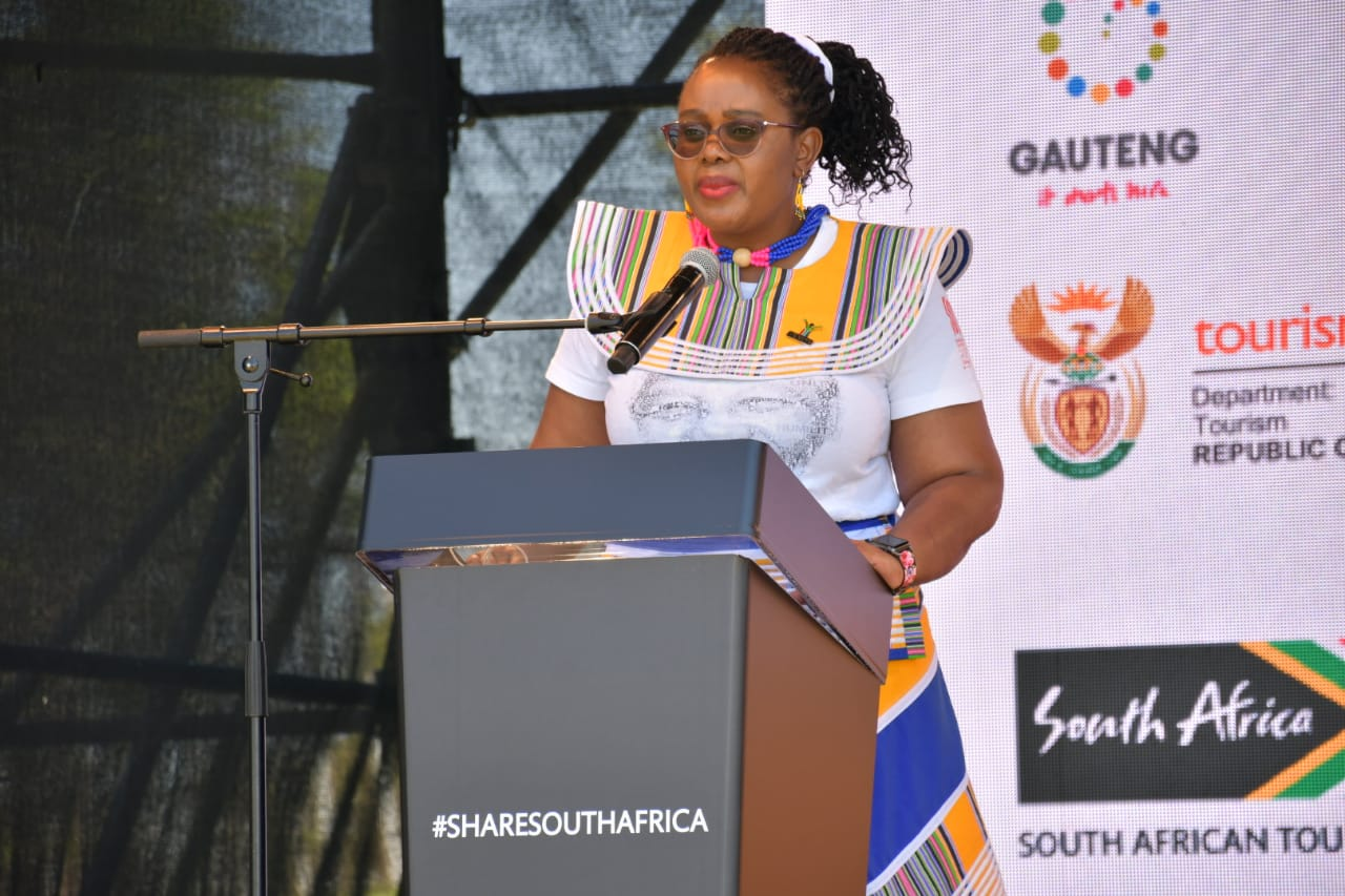 Remarks by Minister of Tourism, Mmamoloko Kubayi-Ngubane at World Tourism Day