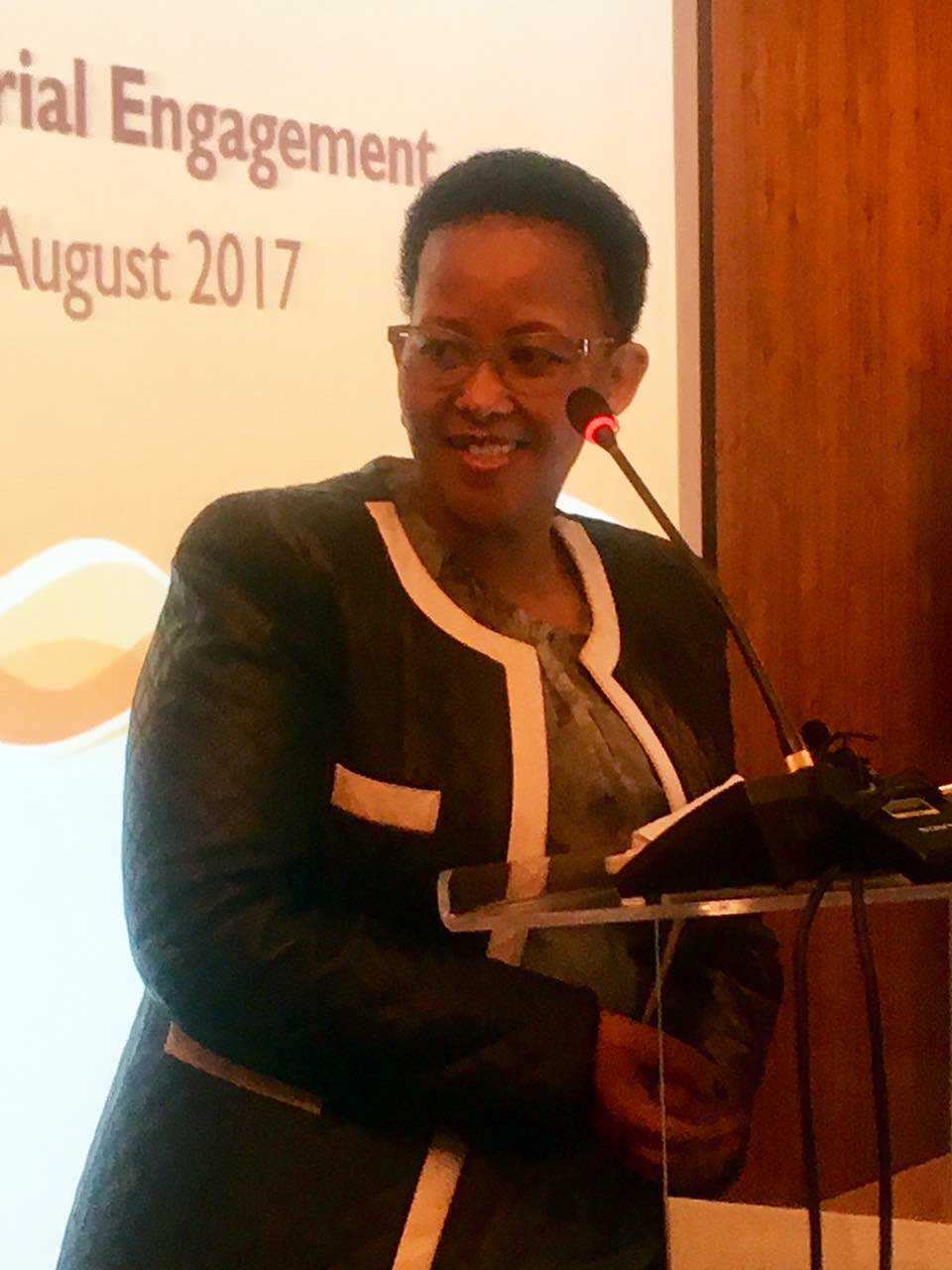 Minister Xasa consults with industry on the National Tourism Sector Strategy