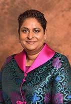 Deputy Director General: Ms Shamilla Chettiar