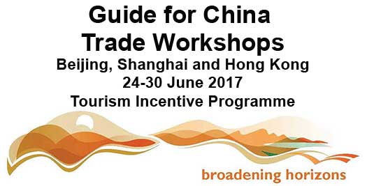 Guide for China Trade Workshops