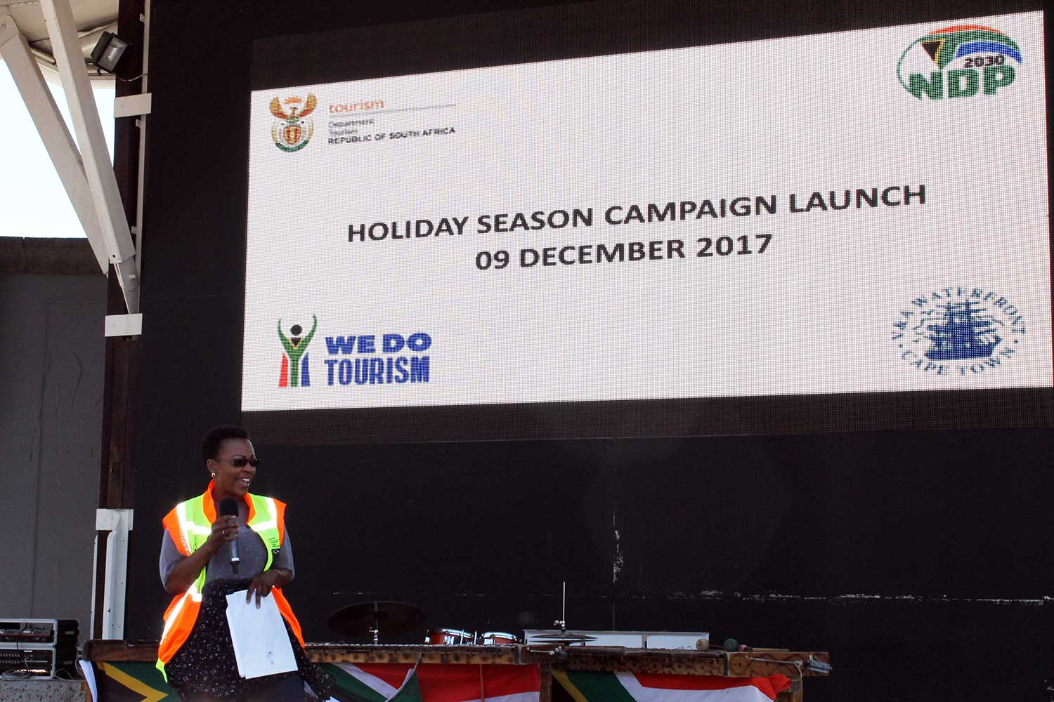Tourists urged to do tourism safely and responsibly this holiday season