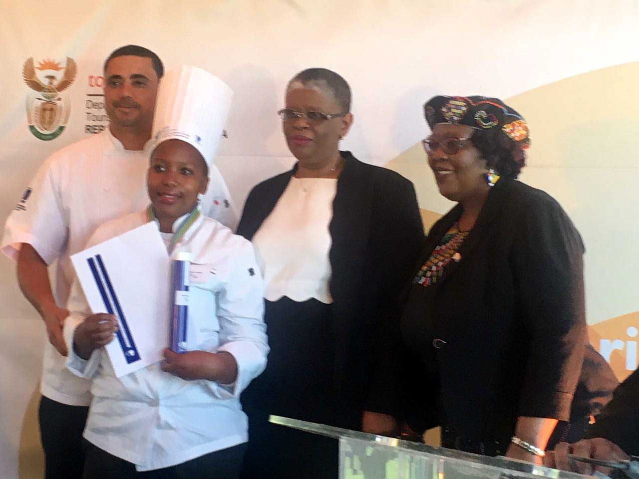 KwaZulu-Natal young chefs graduate from tourism programme with international accreditation