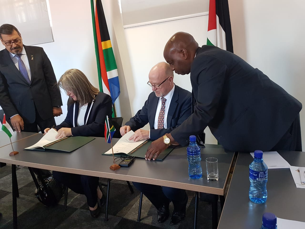 Tourism cooperation between South Africa and Palestine to increase