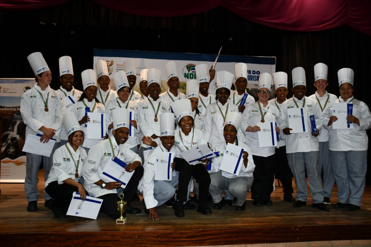 Youth Chefs graduates to boost Western Cape Culinary Talent