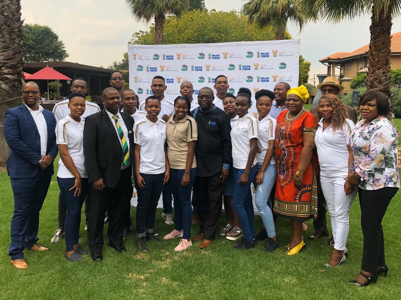 Learners receive credentials in Responsible Tourism Practices