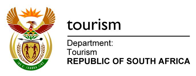 New Tourism Bill 2012