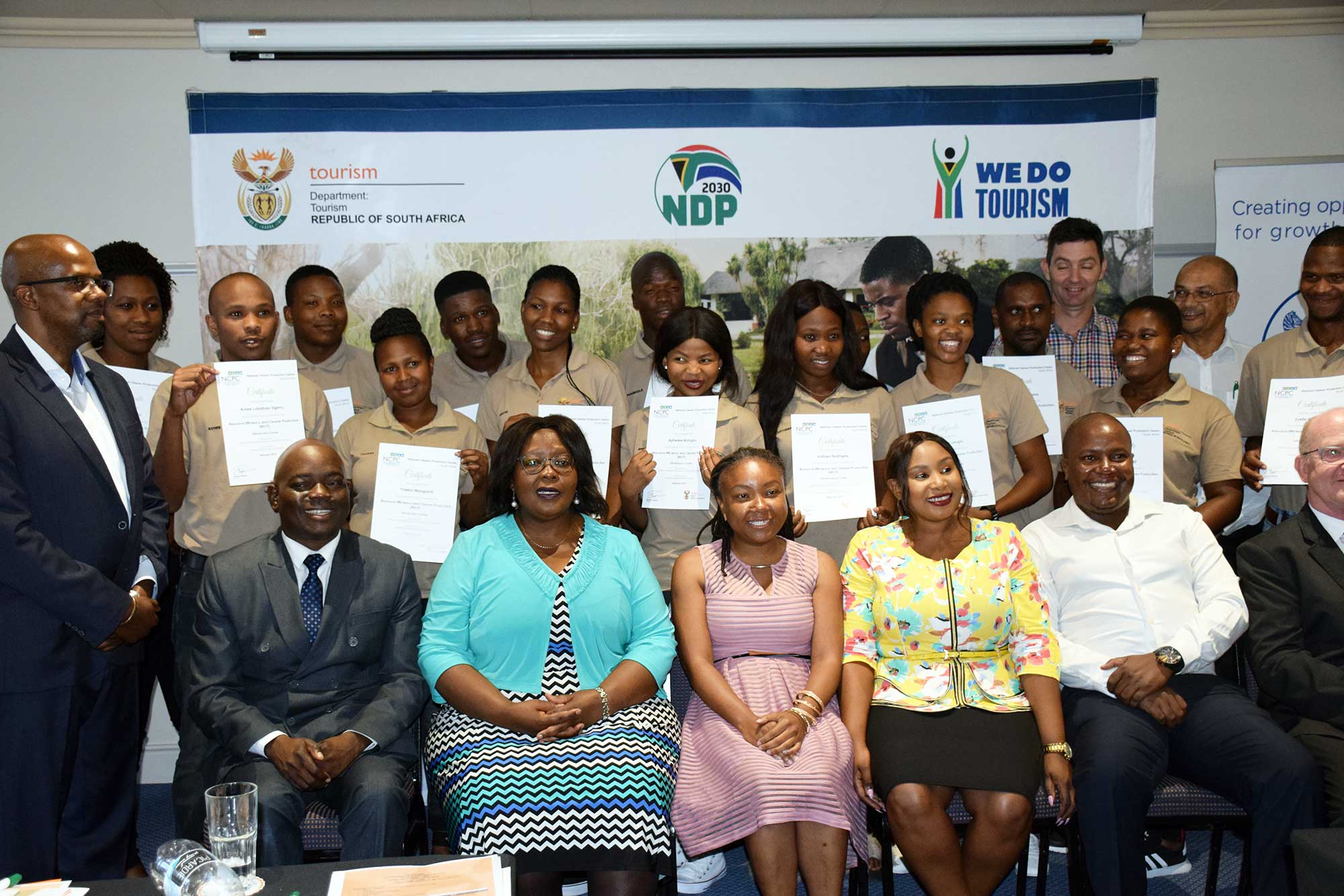 Learners received credentials in the field of responsible tourism practices